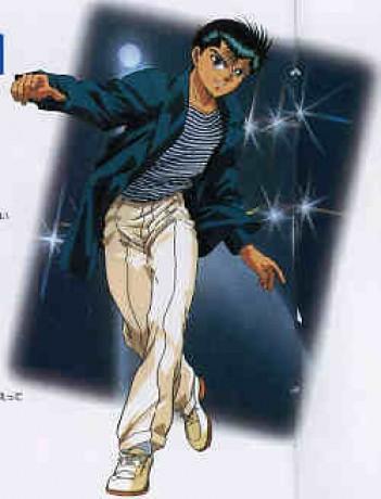 Yusuke Urameshi Yu Yu Hakusho WallpaperYu Yu Hakusho Yusuke Wallpaper
