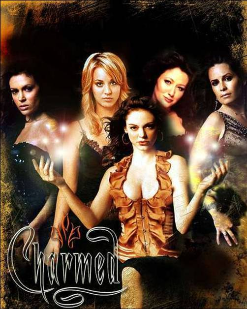 Charmed - Phoebe,Billie,Prue,Piper aa Paige