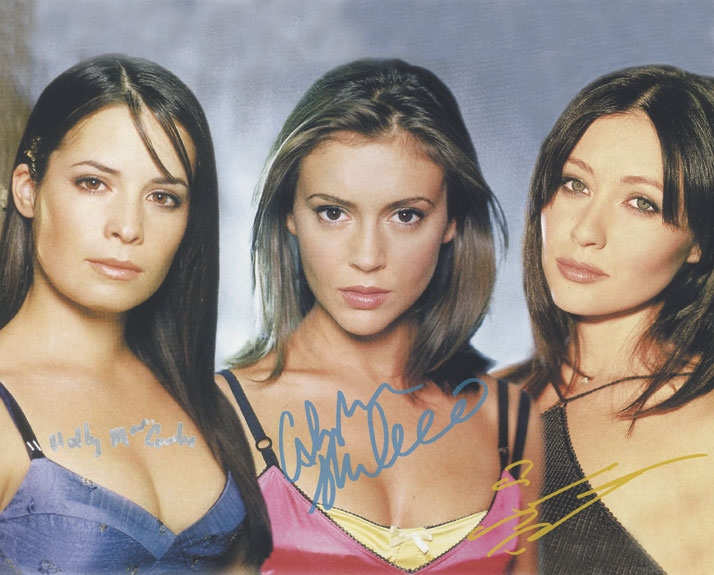 Charmed - Piper Phoebe a Prue
