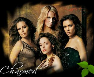 Charmed - Piper,Billie,Pheobe a Paige